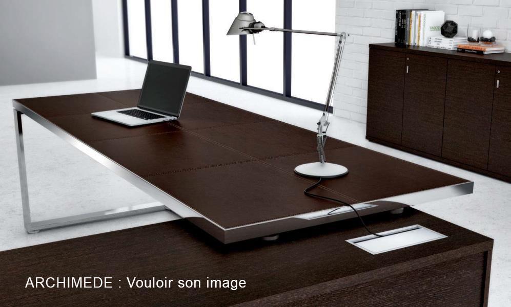 pr sident aux docks du bureau buro espace. Black Bedroom Furniture Sets. Home Design Ideas