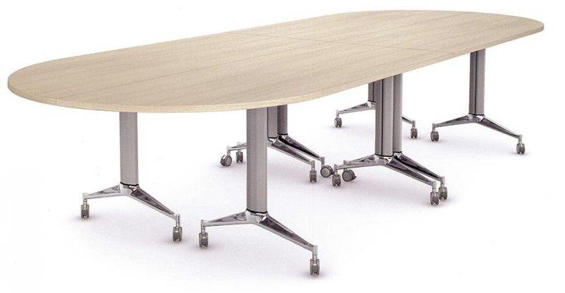 table plateau rabattable aux docks du bureau buro espace. Black Bedroom Furniture Sets. Home Design Ideas