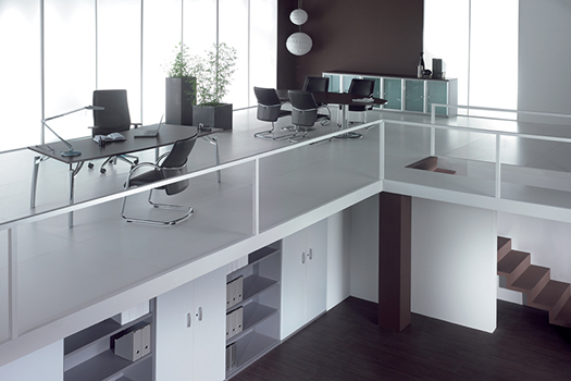 rock 1 aux docks du bureau buro espace. Black Bedroom Furniture Sets. Home Design Ideas